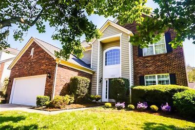 Huntersville Single Family Home For Sale: 16018 Hollingbourne Road