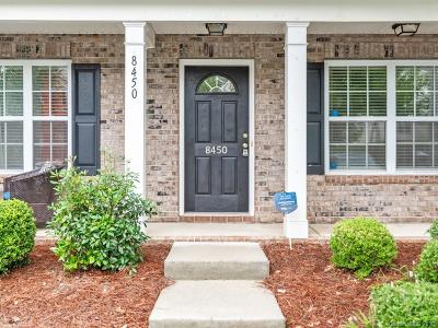 Matthews Condo/Townhouse Under Contract-Show: 8450 Big Creek Court