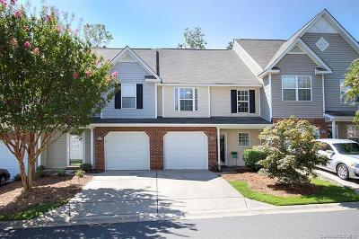 Rock Hill Condo/Townhouse For Sale: 1411 Valann Farm Court