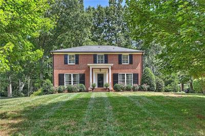 Charlotte Single Family Home For Sale: 837 Greentree Drive