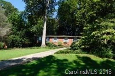 Myers Park Single Family Home For Sale: 3416 Windsor Drive