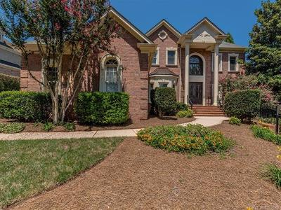 Ballantyne Country Club Single Family Home Under Contract-Show: 14820 Jockeys Ridge Drive
