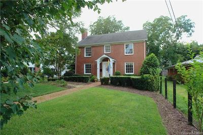 Lincolnton Single Family Home For Sale: 311 Oak Street