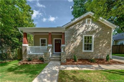 Charlotte Single Family Home For Sale: 1116 Pamlico Street