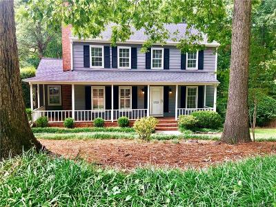 Single Family Home Under Contract-Show: 2723 Creekbed Lane