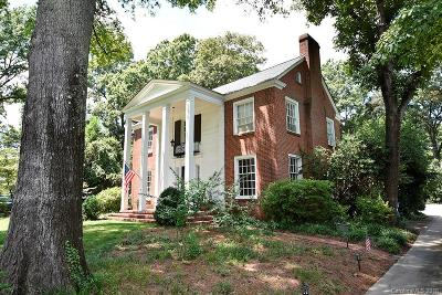 Rock Hill Single Family Home For Sale: 827 Eden Terrace