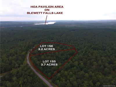 Anson County Residential Lots & Land For Sale: 156 Riverbluff Lane