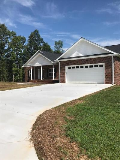 Ashe County, Avery County, Burke County, Alexander County, Caldwell County, Watauga County Single Family Home For Sale: 156 Westfields Drive