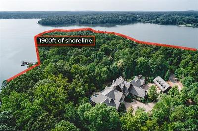 Charlotte NC Single Family Home For Sale: $6,200,000