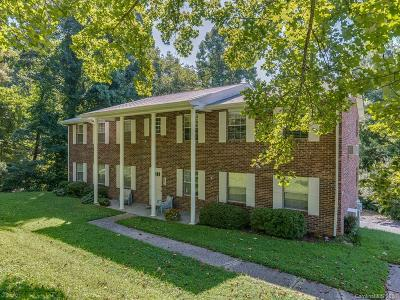 Hendersonville Condo/Townhouse Under Contract-Show: 116 Falling Waters Road #4