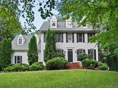 Hendersonville Single Family Home For Sale: 110 Berry Hill Drive
