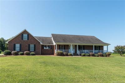 Newton Single Family Home For Sale: 3511 N Olivers Cross Road