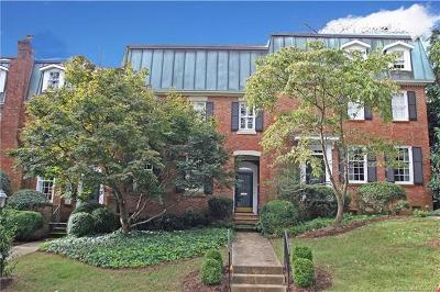 Charlotte Condo/Townhouse Under Contract-Show: 156 Perrin Place