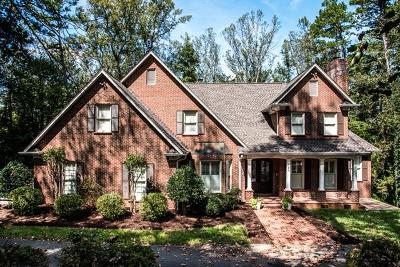Hickory Single Family Home For Sale: 720 9th Avenue NW