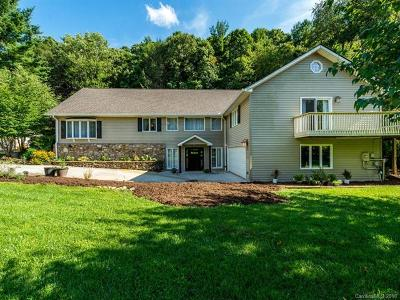 Asheville NC Single Family Home For Sale: $560,000