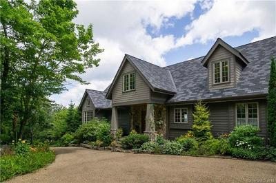 Sapphire NC Single Family Home For Sale: $1,750,000