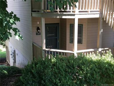 Lake Lure Condo/Townhouse For Sale: 160 Whitney Boulevard #37