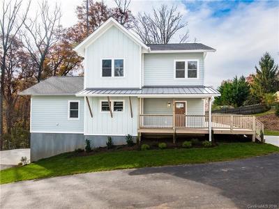Weaverville Single Family Home For Sale: 18 Lakeshore Drive