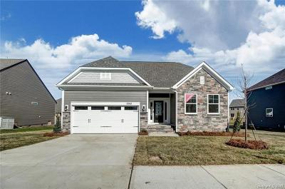 Indian Trail Single Family Home For Sale: 2262 Balting Glass Drive #Lot 119