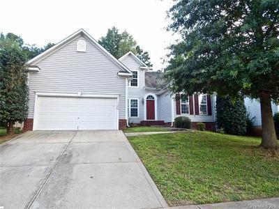 Pineville Single Family Home For Sale: 12016 Harmon Lane