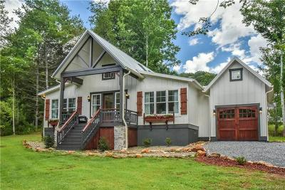 Black Mountain Single Family Home For Sale: 22 Sellers Lane