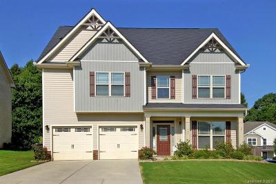 Mooresville NC Single Family Home For Sale: $294,900