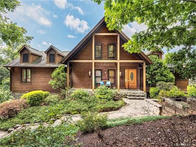 Asheville NC Single Family Home For Sale: $575,000