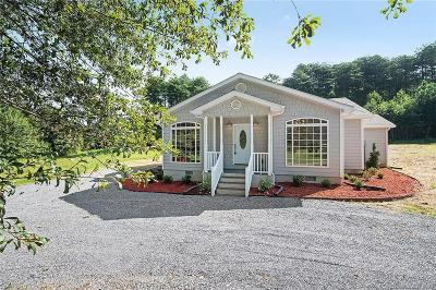 Kings Mountain Single Family Home For Sale: 1219 Sparrow Springs Road