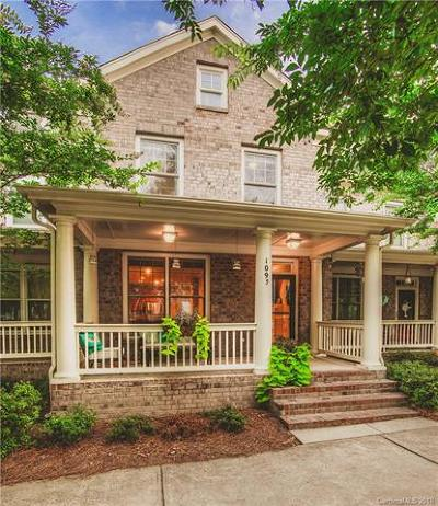 Fort Mill Condo/Townhouse For Sale: 1095 Market Street #668