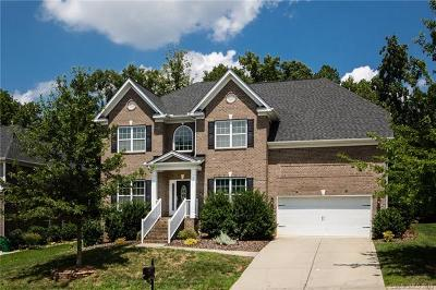 Charlotte Single Family Home For Sale: 2930 Bridle Brook Way