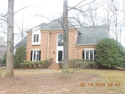 Mecklenburg County Single Family Home For Sale: 5631 Colony Road