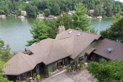 Lake Lure, Mill Spring Single Family Home For Sale: 324 Snug Harbor Circle