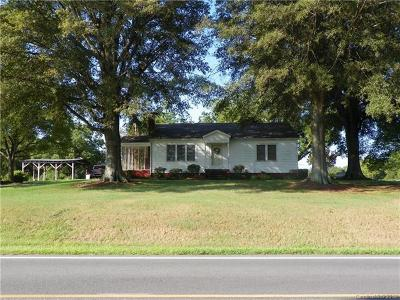 Stanly County Single Family Home For Sale: 12504 Mission Church Road