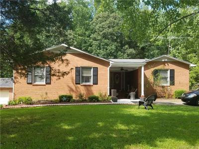 Stanley Single Family Home For Sale: 1313 Blacksnake Road #20