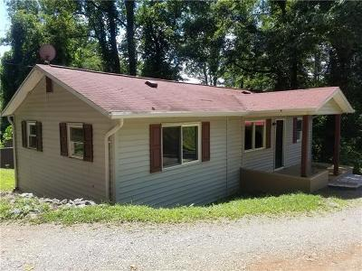Caldwell County Single Family Home For Sale: 2115 Davis Hollow Lane