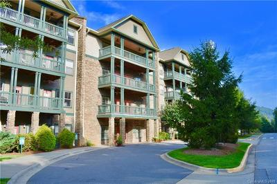 Asheville Condo/Townhouse For Sale: 9 Kenilworth Knoll #105