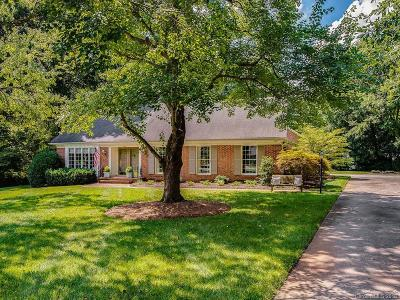 Charlotte Single Family Home For Sale: 3410 Winsford Court