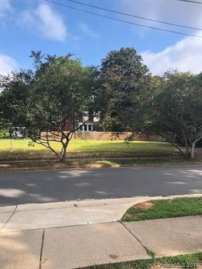 Charlotte Residential Lots & Land For Sale: 1720 Scotland Avenue