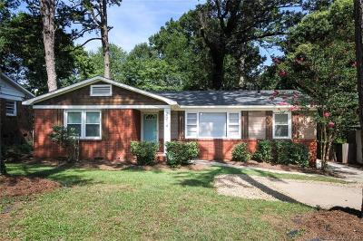 Single Family Home For Sale: 2214 Eastway Drive