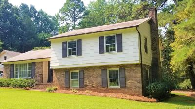 Rock Hill Single Family Home For Sale: 2067 Poinsett Drive