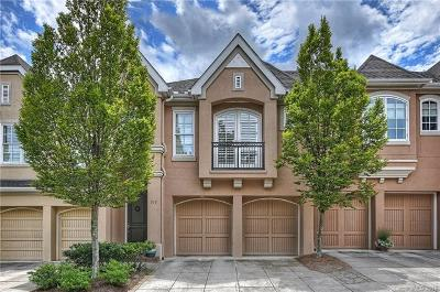 Charlotte Condo/Townhouse For Sale: 310 Wendover Heights Circle