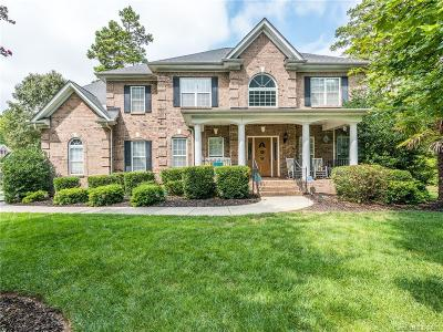 Single Family Home For Sale: 800 Crown Vista Court