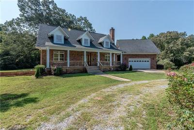 Clover Single Family Home For Sale: 297 Boyd Road