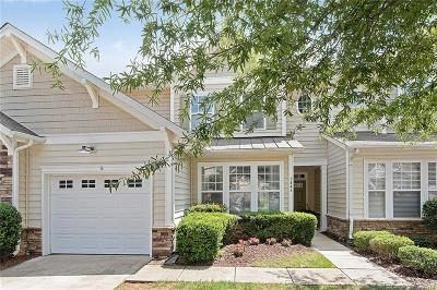 Charlotte Condo/Townhouse For Sale: 8448 Brookings Drive NW