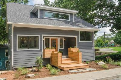 Asheville Single Family Home For Sale: 229 Flint Street