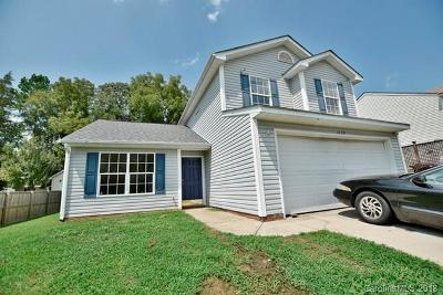 Single Family Home For Sale: 1730 Baylor Drive