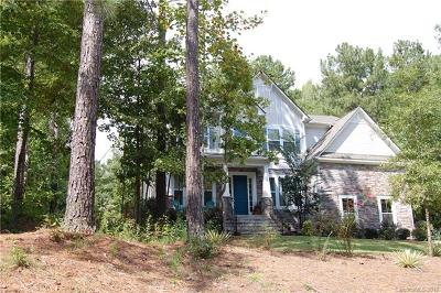 Mooresville Single Family Home For Sale: 120 Riverwood Road