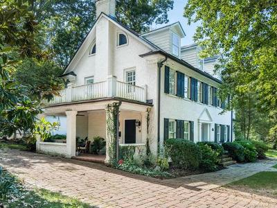 Asheville NC Single Family Home For Sale: $1,095,000