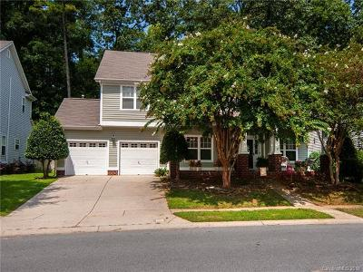 Charlotte NC Single Family Home For Sale: $284,900