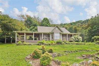 Waynesville Single Family Home For Sale: 207 Presidential Drive